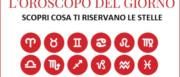 Oroscopo del giorno Milano